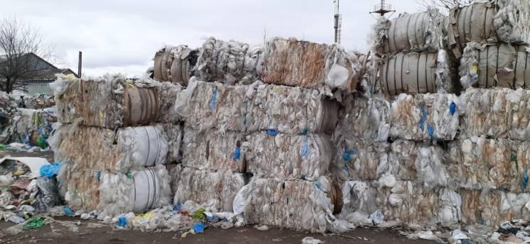 Продам отходы с производства полимеров.