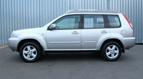 Nissan X-Trail 2.2 DCI AT AWD (114 л.с.)