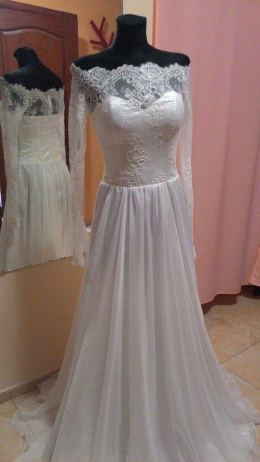 Ви купили весільну сукню але воно трохи не підходить. Ми Вам допоможем