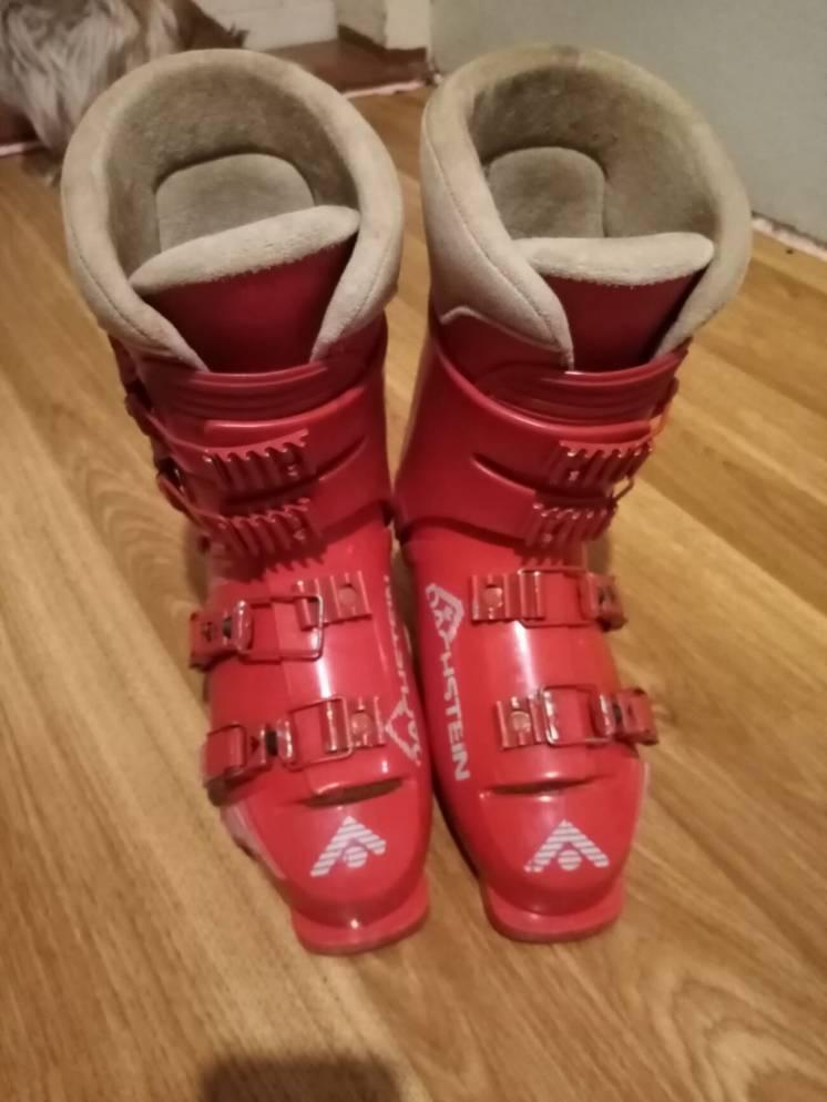 лижні чоботи 41-42р.