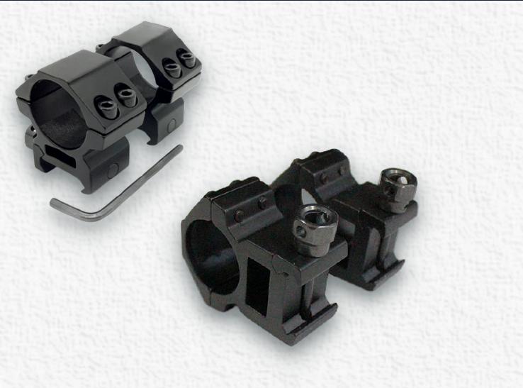 Новые Крепежные кольца Discovery Ø25.4 мм / Weawer / Н=9 мм
