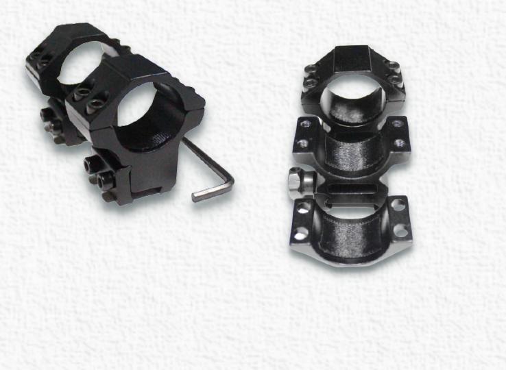 Крепежные кольца Discovery Ø25.4 мм / 11 мм / Н=14 мм. Новой почтой
