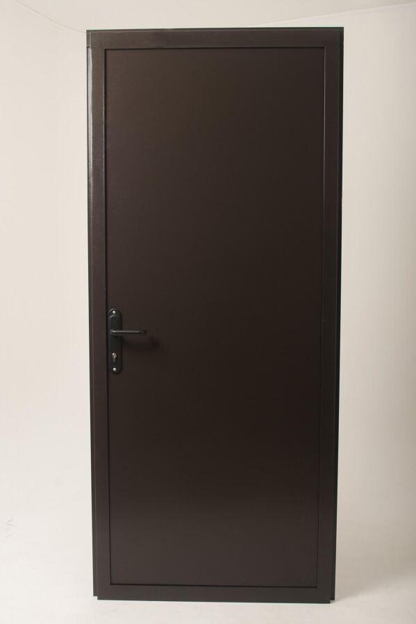 Вхідні металеві технічні та протипожежні двері від виробника