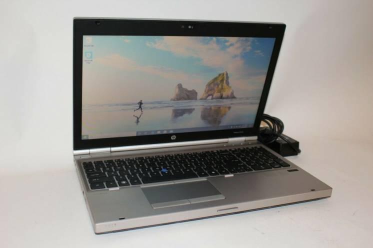 Ноутбук HP EliteBook 8560p
