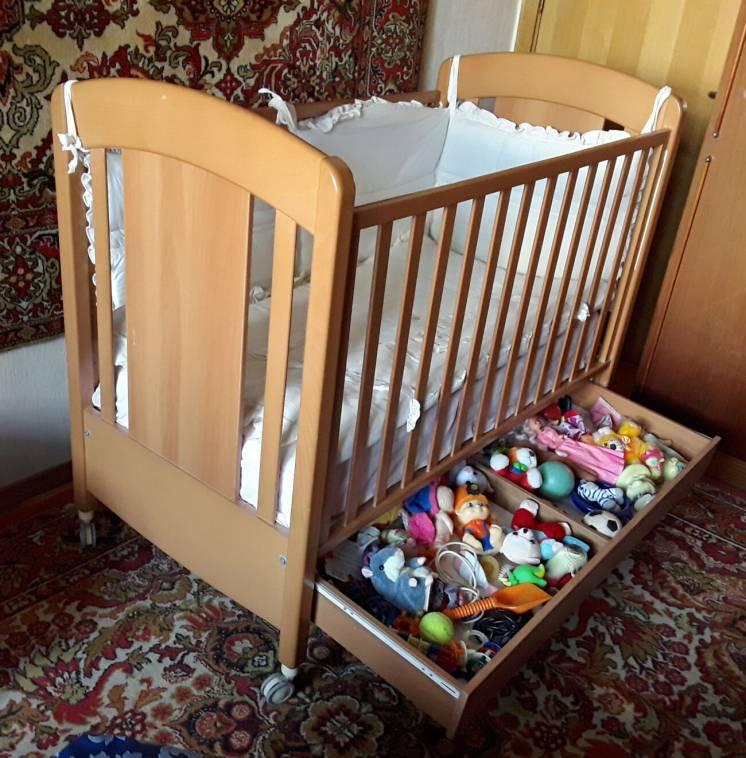 Ліжко дитяче (Італия) Foppapedretti (Фоппапедретті) кроватка