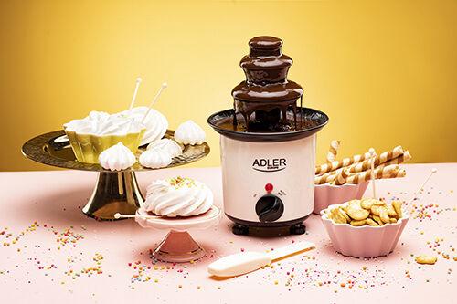 Шоколадный фонтан ADLER AD 4487 30 Вт