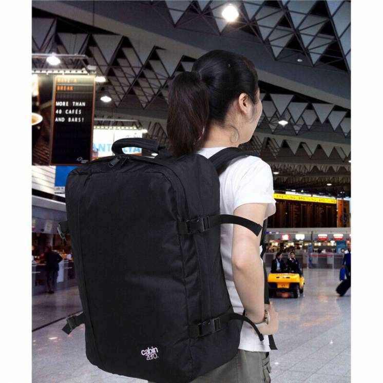 Элитные рюкзаки из Англии CabinZero