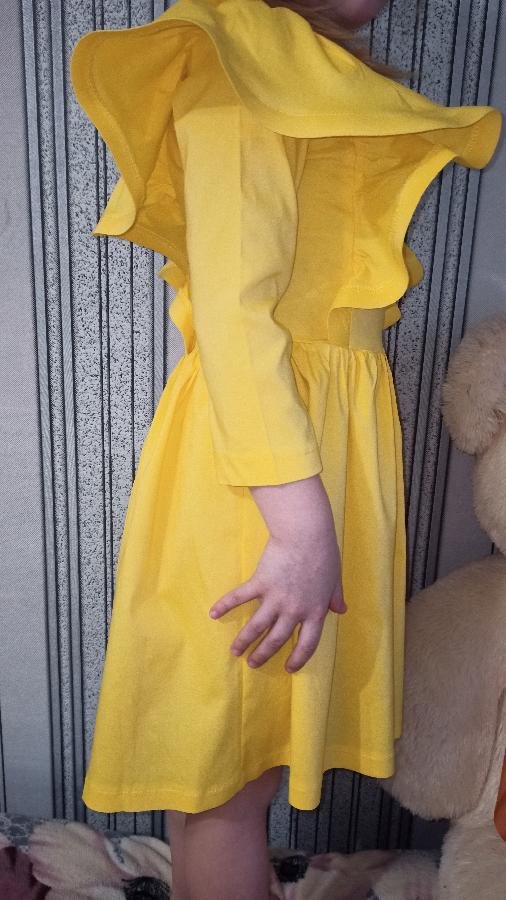 Плаття на дівчинку (116-140 см)