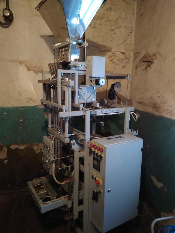 Фасовочно упаковочный автомат