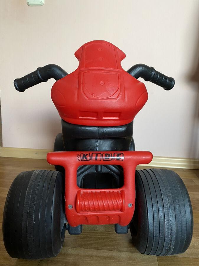 Квадроцикл детский, толокар, велобег, беговел