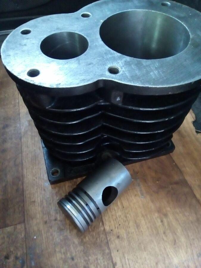 Компрессоры, ремонт (установка гильз) блока цилиндров компрессора