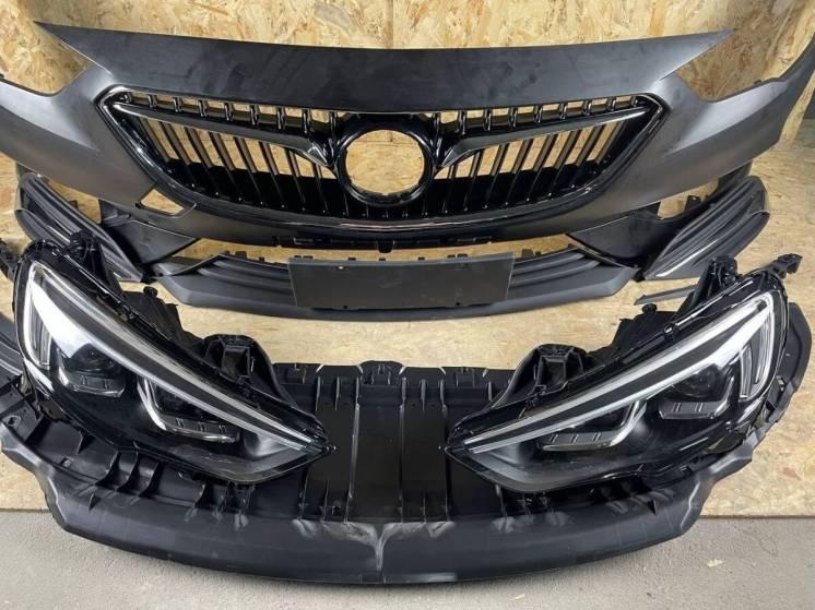 Buick Regal 2017-2020 Фара Левая Правая Бампер Решетка Капот Крышка