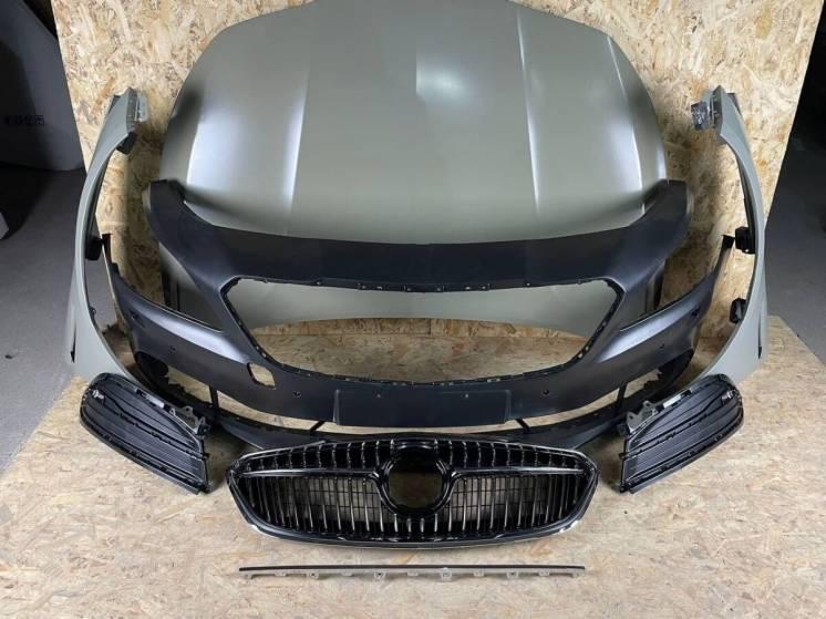 Buick Lacrosse 2017-2020 Бампер Капот Крыло Лев Прав Решетка Радиатора