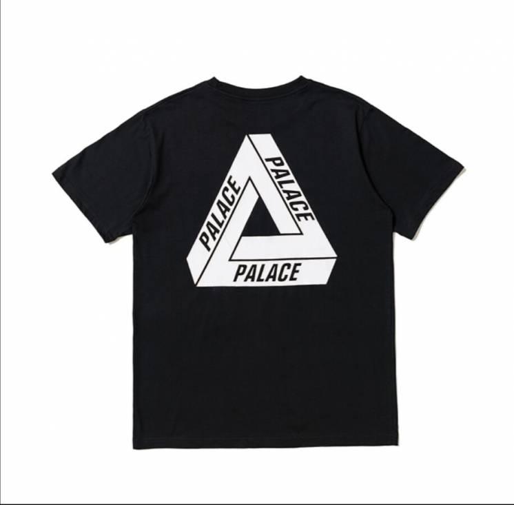 Футболка palace рефлектив футболки