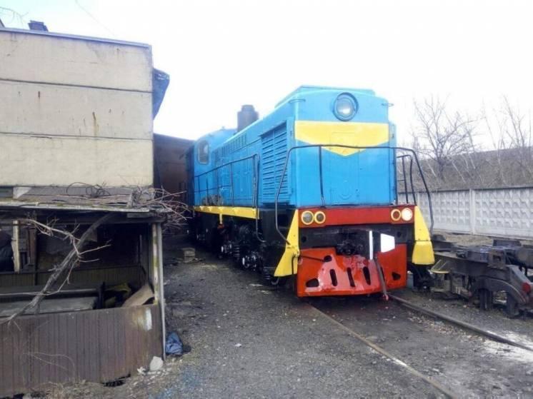 Продается тепловоз ТГМ4А 1981 г.в. после капитального ремонта.