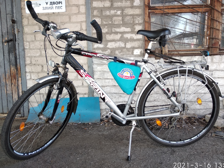 Велосипед Sprint