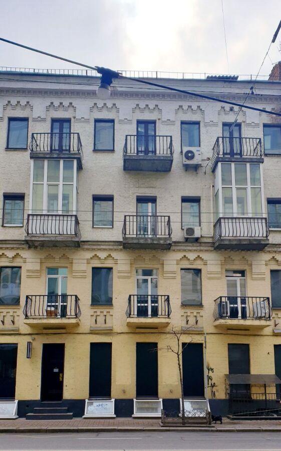 Продам квартиру в царском доме, Большая Житомирская, Центр Киева.