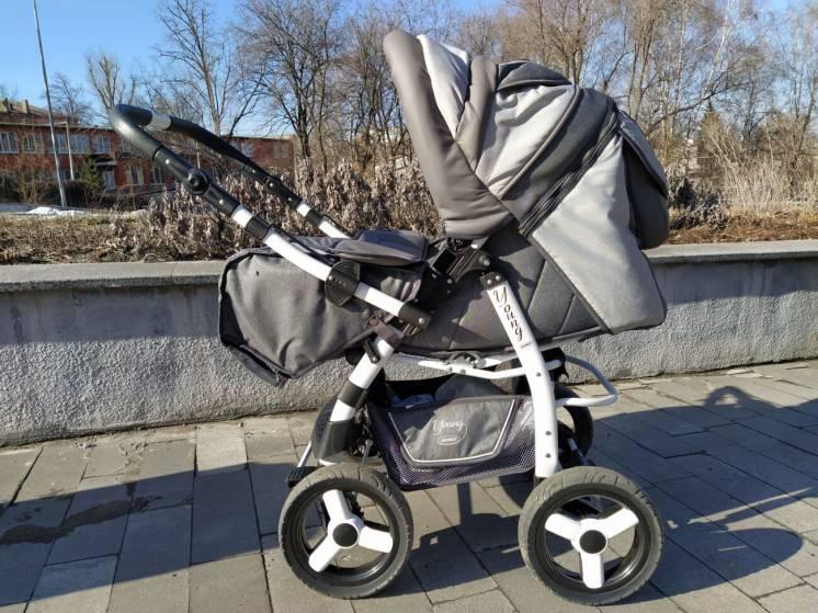 Adamex Young Адамекс Янг Детская коляска -трансформер