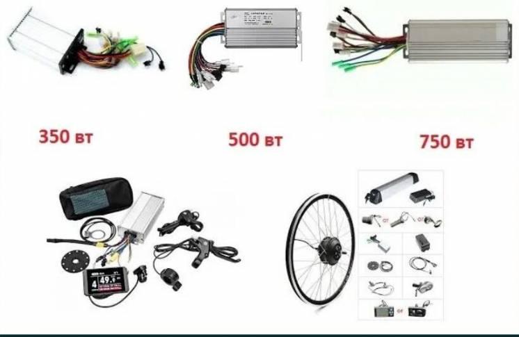 Контроллер для электровелосипеда. Контроллер под дисплей. LCD дисплей