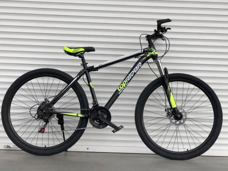 Новые Велосипеды TopRider 611 24-26-29   подарок  7 цветов
