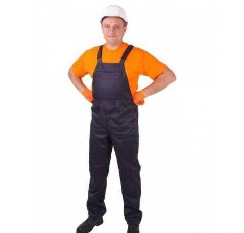 Полукомбинезон рабочий мужской