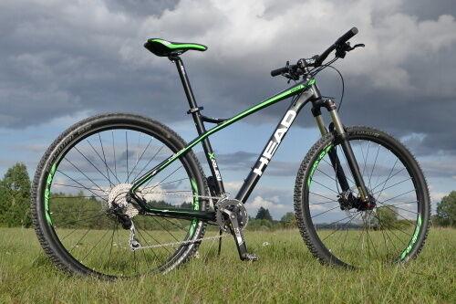 Велосипед HEAD X-RUBI 29