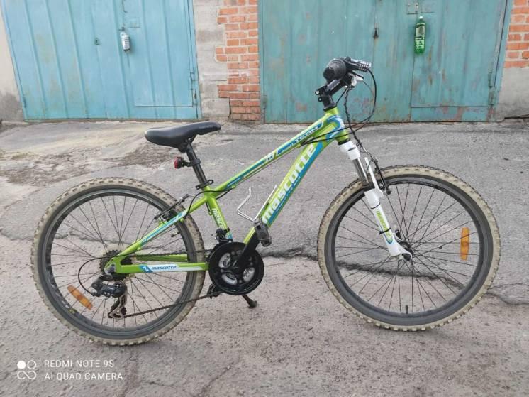 Продам подростковый велосипед, отличное состояние,ф-ма Маскотт