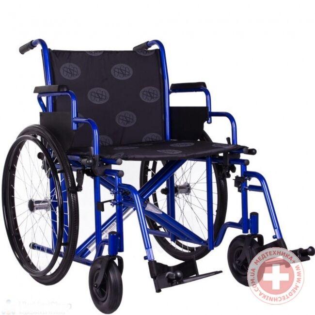 Коляска инвалидная OSD Millenium до 160 кг
