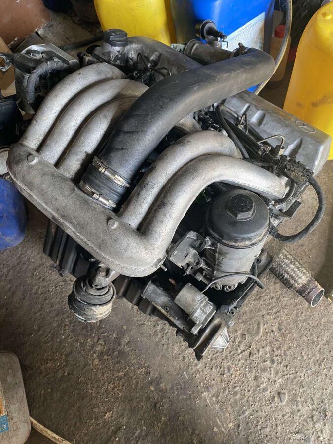 Двигун на спрінтер