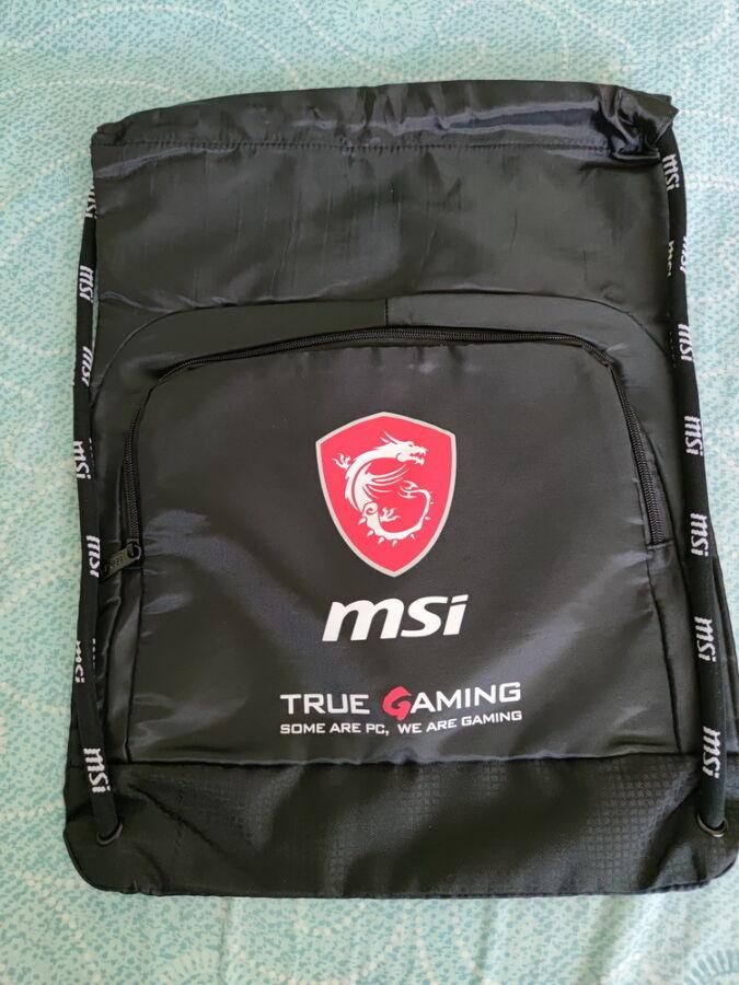 Рюкзак MSI 16