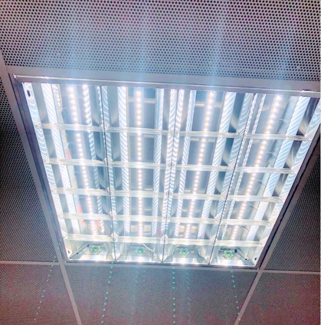 Замена старых ламп на светодиодные ленты, линейки, лампы в комплекте