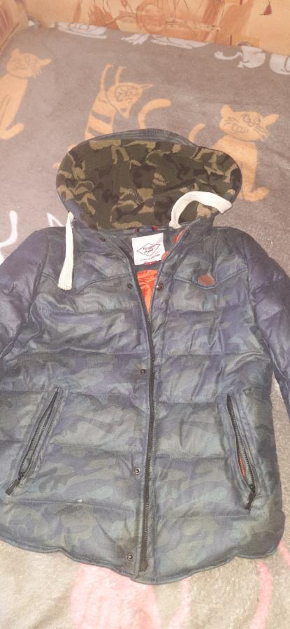 Leecooper курточка