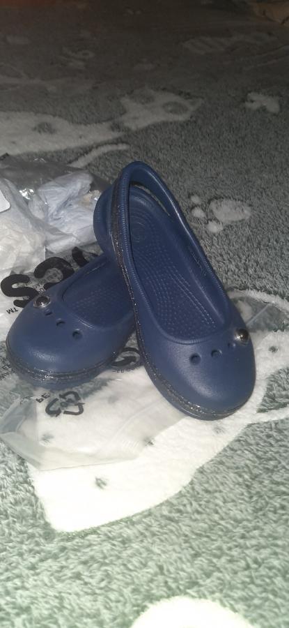 Crocs для малышки