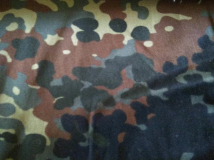 ткань камуфляжная рип-стоп 4хоттенков ширина 150см бундес