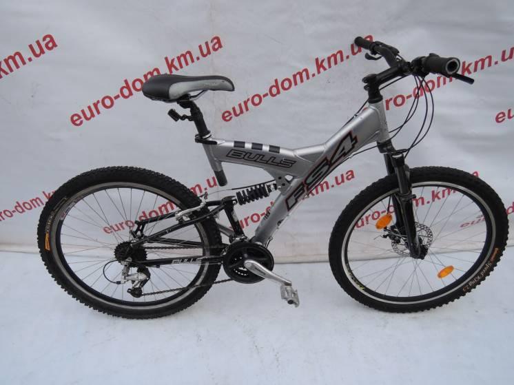 Горный велосипед Bulls 26 колеса 21 скорость.