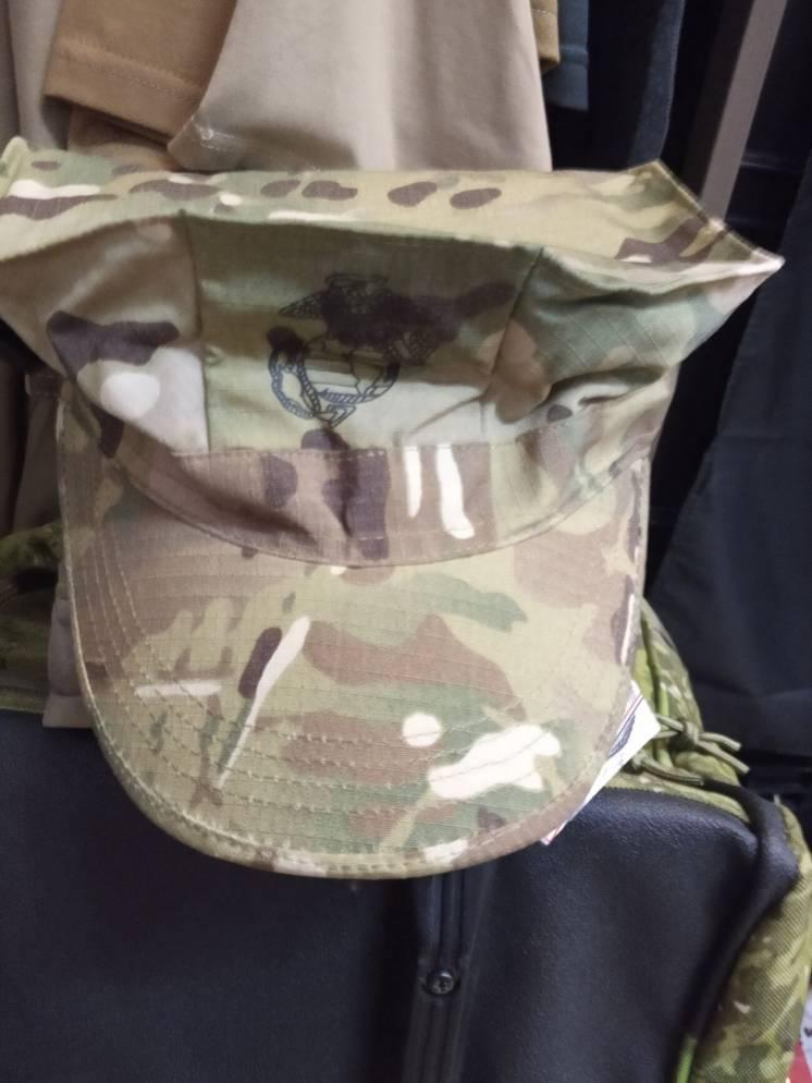 Легкая полевая кепка Корпуса Морской Пехоты США. Популярная по всему м