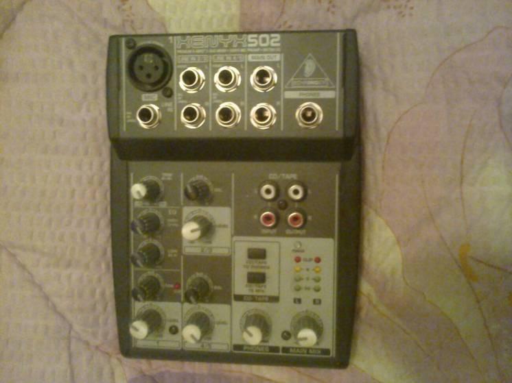 Мини пульт на 5 инструментов  для записи и воспроизведения звука