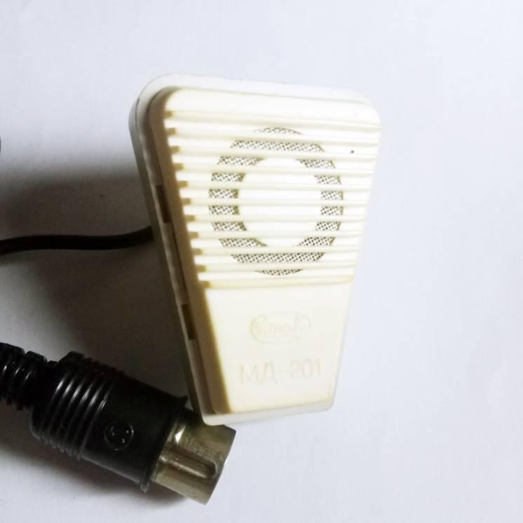 Мікрофон МД-201 СРСР комплект 2 шт.