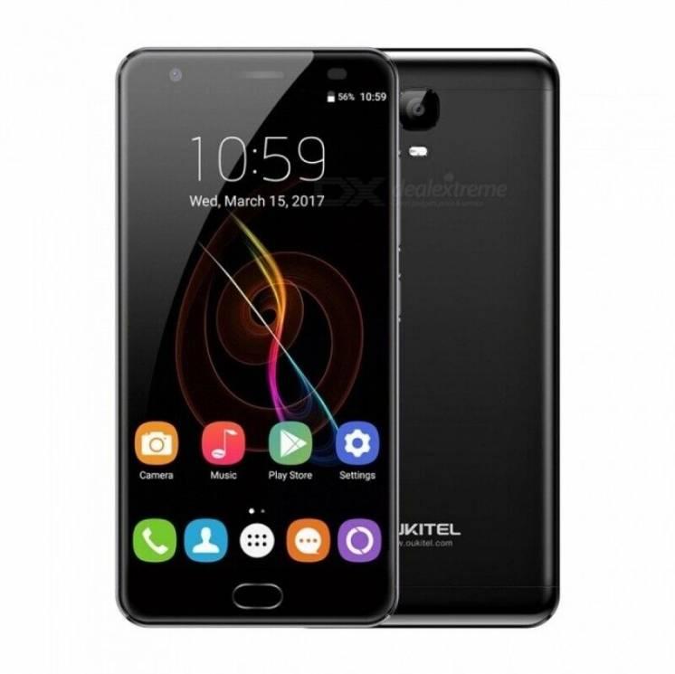 Абсолютно новый смартфон-долгожитель Oukitel K6000 Plus 4/64 Black