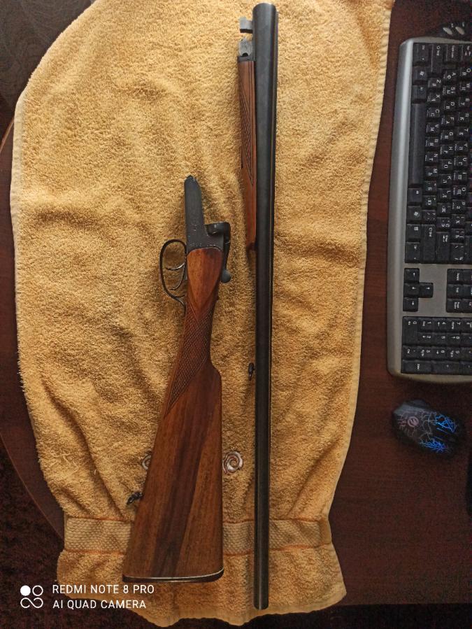 Мисливська рушниця ІЖ-58