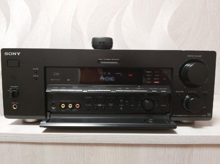 Продается комплект Sony STR-D8940 и Sony BDP 360