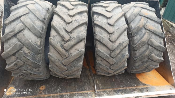 Резина на трактор