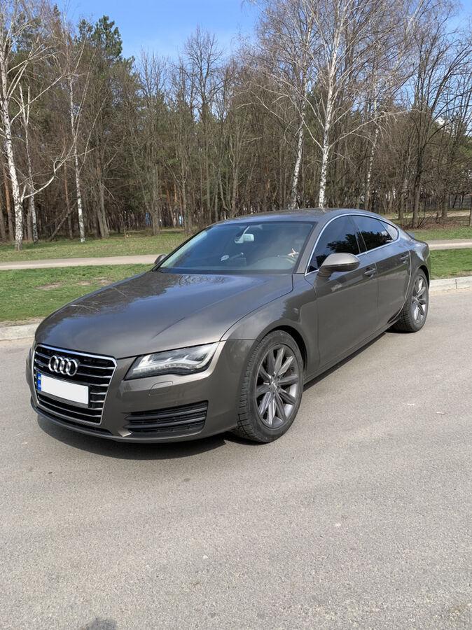 Продам Audi A7 Premium Plus QUATTRO 3.0 TDI.