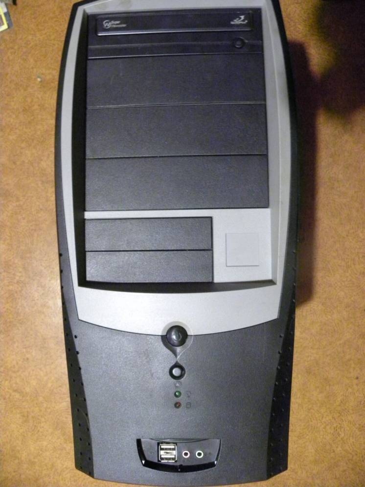 Компьютер системный блок