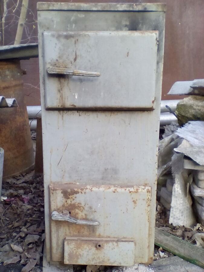 Продам водонагрівальний котел радянського виробництва