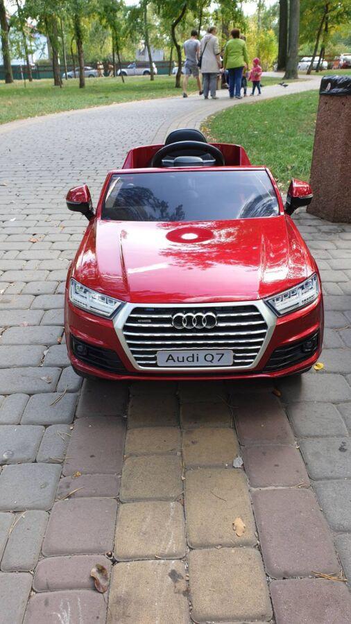 Детская машинка электро AUDI Q7 детям от 2х до 7 лет, в Киеве