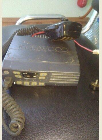 Профессиональная радиостанция Кенвуд ТК 7108 Н блоки питания