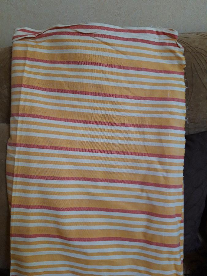 Ткань для пошива  постельного белья СССР