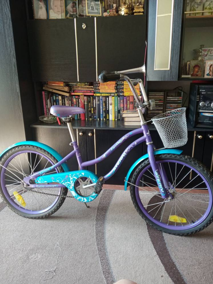 Продаю велосипед stern 20