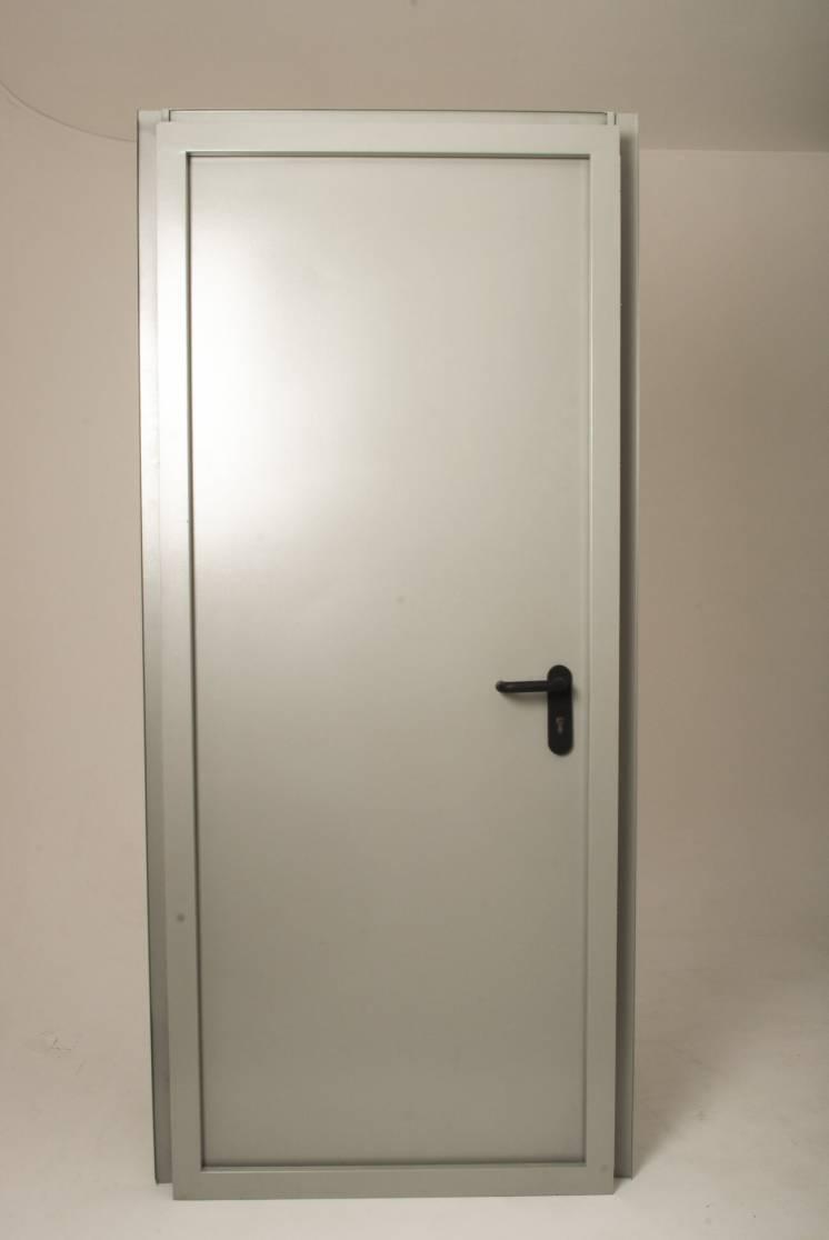 Двері протипожежні вхідні,технічні ЕІ30 та ЕІ60,протипожежні люки
